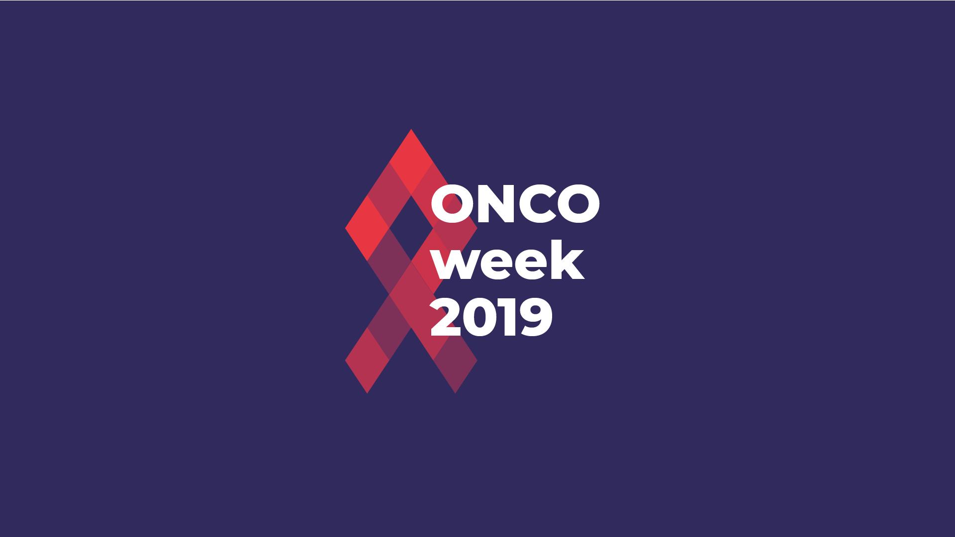 Zapowiedź wydarzenia ONCOweek 2019